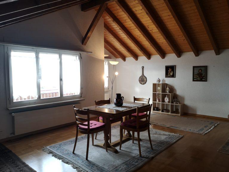 Dachzimmer DG